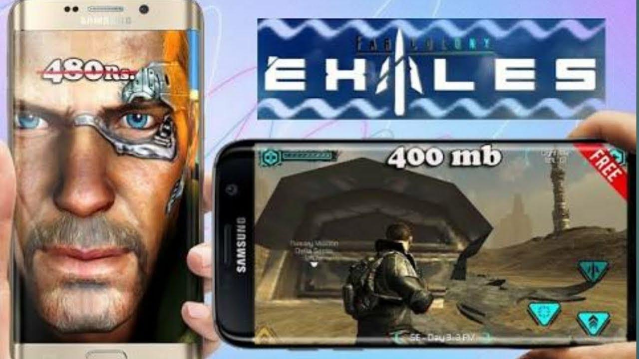 Exiles скачать 2. 51 rus (мод: много денег) на android.