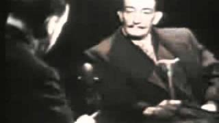 Salvador Dali   Mike Wallace interview 1958   Part 2 2   YouTube
