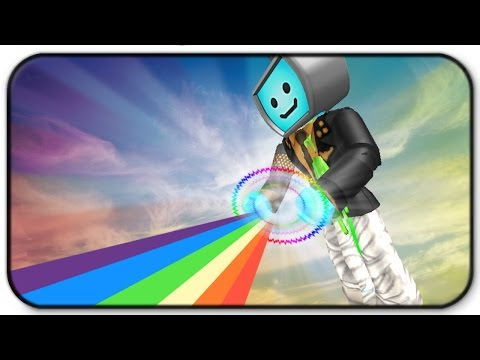 Roblox Elemental Battlegrounds -  Spectrum Element Gameplay - Somewhere Over The Rainbow