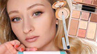 Дневной макияж новинками Charlotte Tilbury и лучший бюджетный карандаш