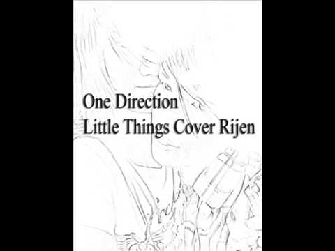 One Direction - little things Cover - YouTube