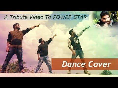 Baitikochi Chuste Dance cover    #PSPK25...
