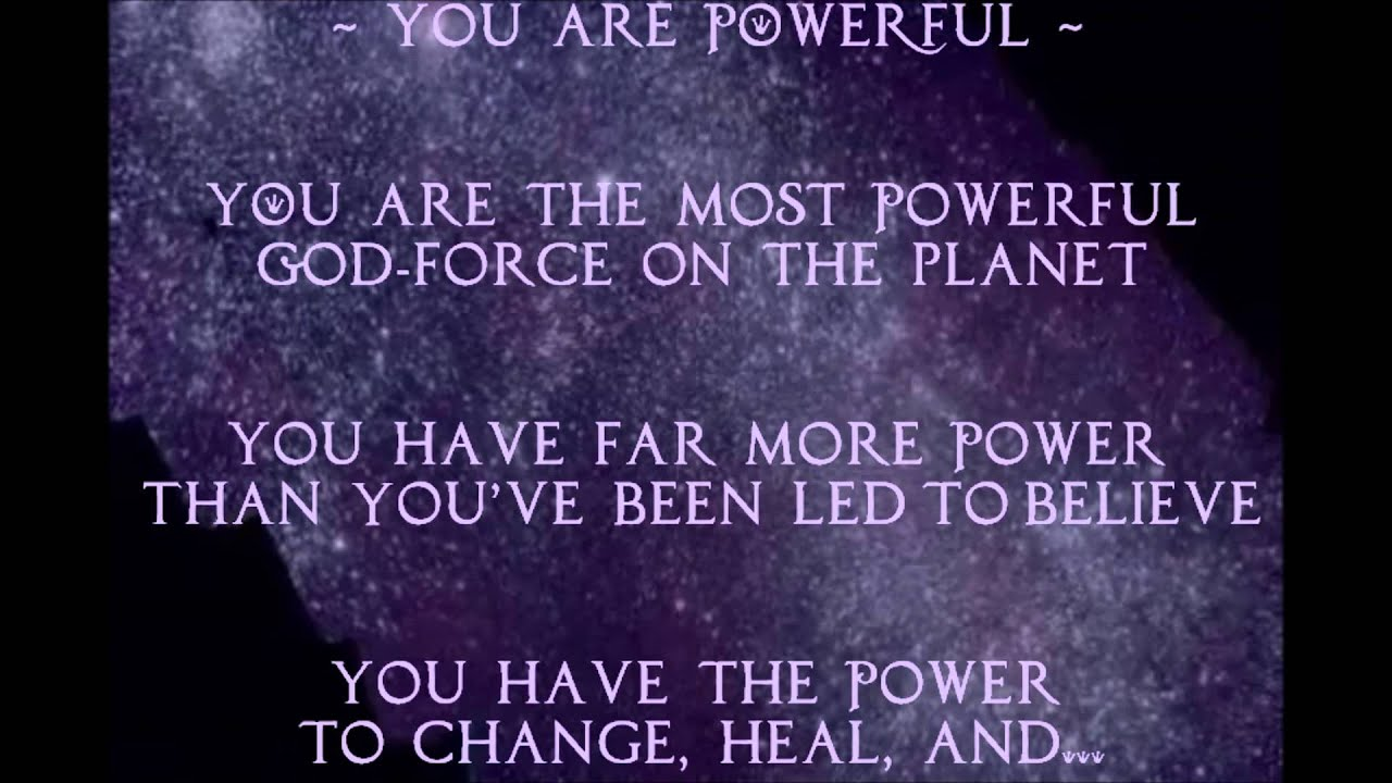 Arcturian Healing Phase I Getting Back Your Power Youtube