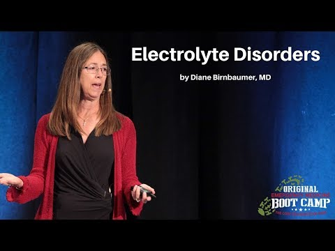 Electrolyte Disorders | The EM Boot Camp Course