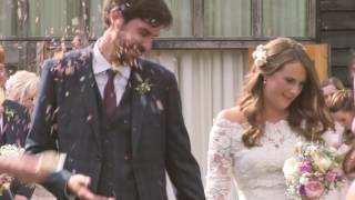 Darren & Molly's Wedding Trailer