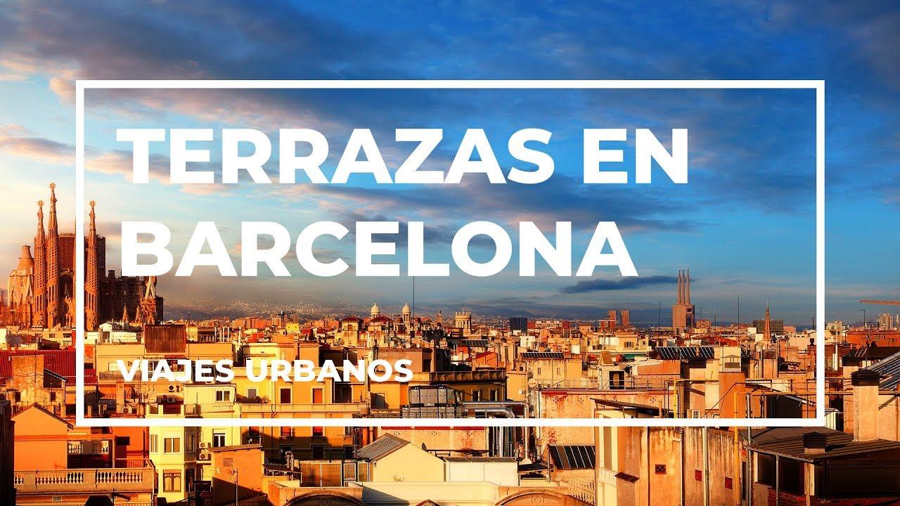 5 Terrazas De Hotel En Barcelona Para Un Verano De 10 Viajes Urbanos Cn Traveler España