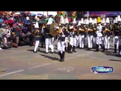 Desfile 6 De Agosto: Unidad Educativa Antonio Jose De Sainz