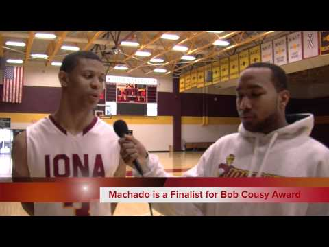 Scott Machado up for Bob Cousy Award