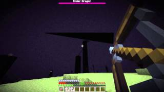 Minecraft Myth Madness: Is Killing the Ender Dragon in 1 Hit Possible With A Power 127 Bow?