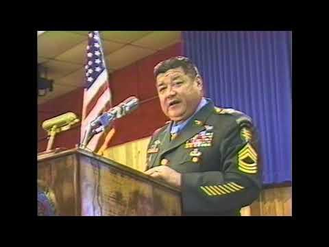 MSGT Roy Benavidez Message To America