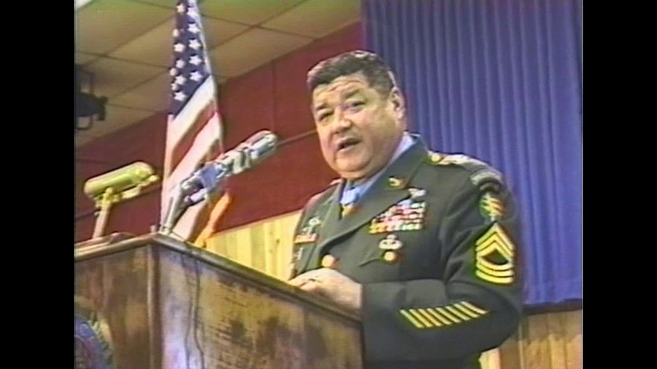 NATALIA: Roy p benavidez medal of honor