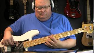The Police Synchronicity 1 Bass Cover With Notes & Tablature