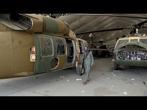 فيديو: مطار كابول شاهدٌ على الحرب الأمريكية وانسحابها الفوضوي من أفغانستان…  - نشر قبل 6 ساعة