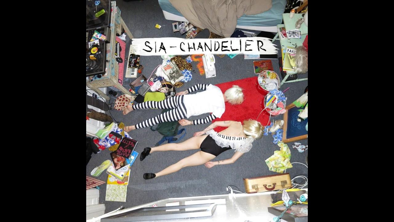Sia - Chandelier Deleted Version (G#5 Highest Belt) - YouTube