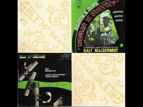 Galt MacDermot - Bass