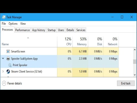 """What Is """"Spooler SubSystem App"""" (spoolsv.exe), And Why Is It Running On My PC?"""