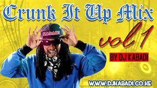 Best of 90s & 2000s Crunk Mixtape - DJ KABADI | Crunk It Up Mix Vol 1