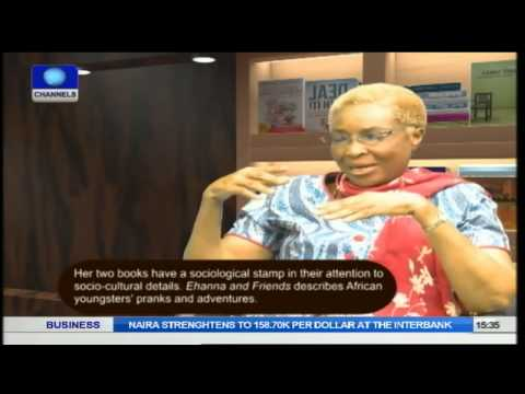 Channels Book Club Features Authors, Yemi Sikuade, Kolawole Oyewole Part1