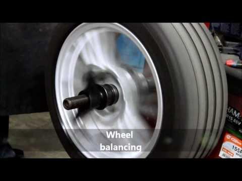 Rim Repair at Harmony Motor
