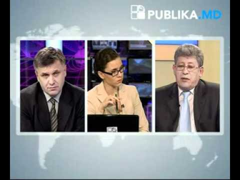 03 11 2010 Mihai Ghimpu regreta ca subiectul retragerii imunitatii lui Vladimir Voronin a aparut in preajma campaniei electorale