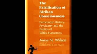RBG-Falsification of African Consciousness, Honorable Dr. Amos N. Wilson