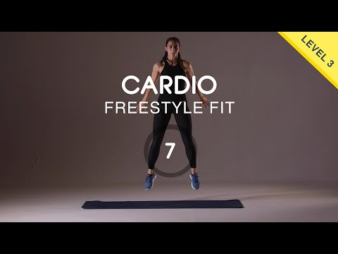 27 min Killer Cardio & Ab Workout with No Equipment - Home Workout