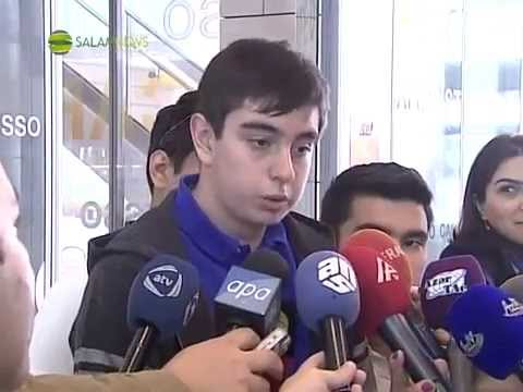 Prezident Ilham Eliyevin Oglu Heyder Eliyev