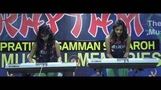 Duet Keyboard Recital By Rhythm  Students