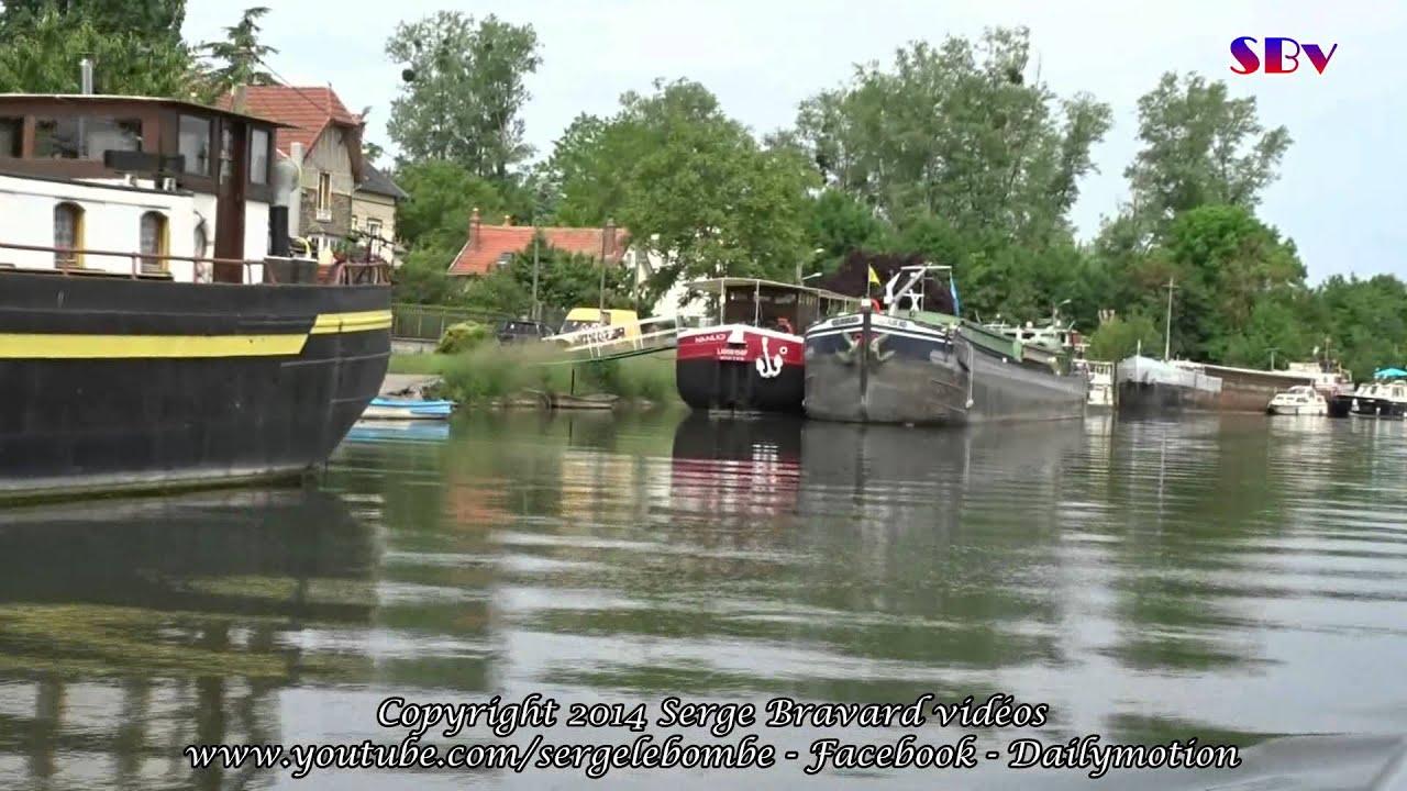 promenade bateau nemours
