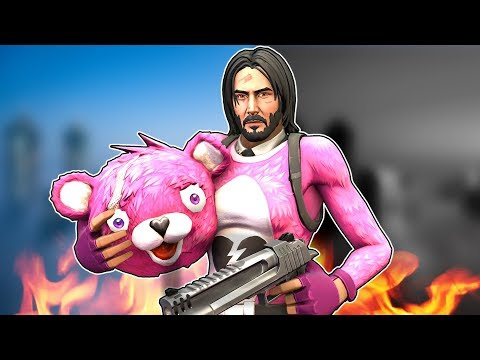 IF FORTNITE WAS REALISTIC 3