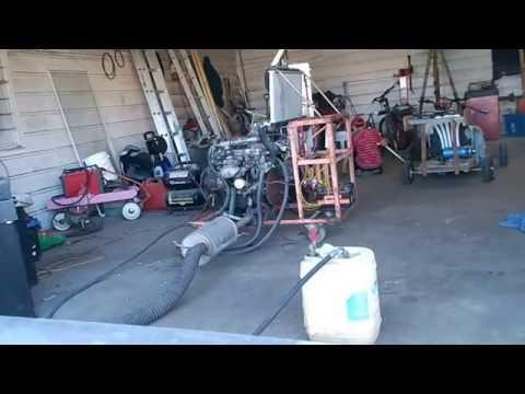 Hot vapor engine