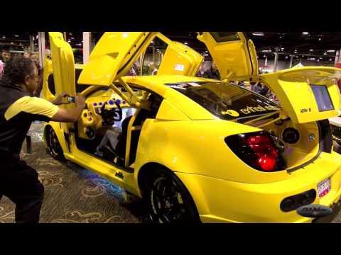 JVC GY-HM170/JVC GY-HM200 - 2016 World Of Wheels - Chicago