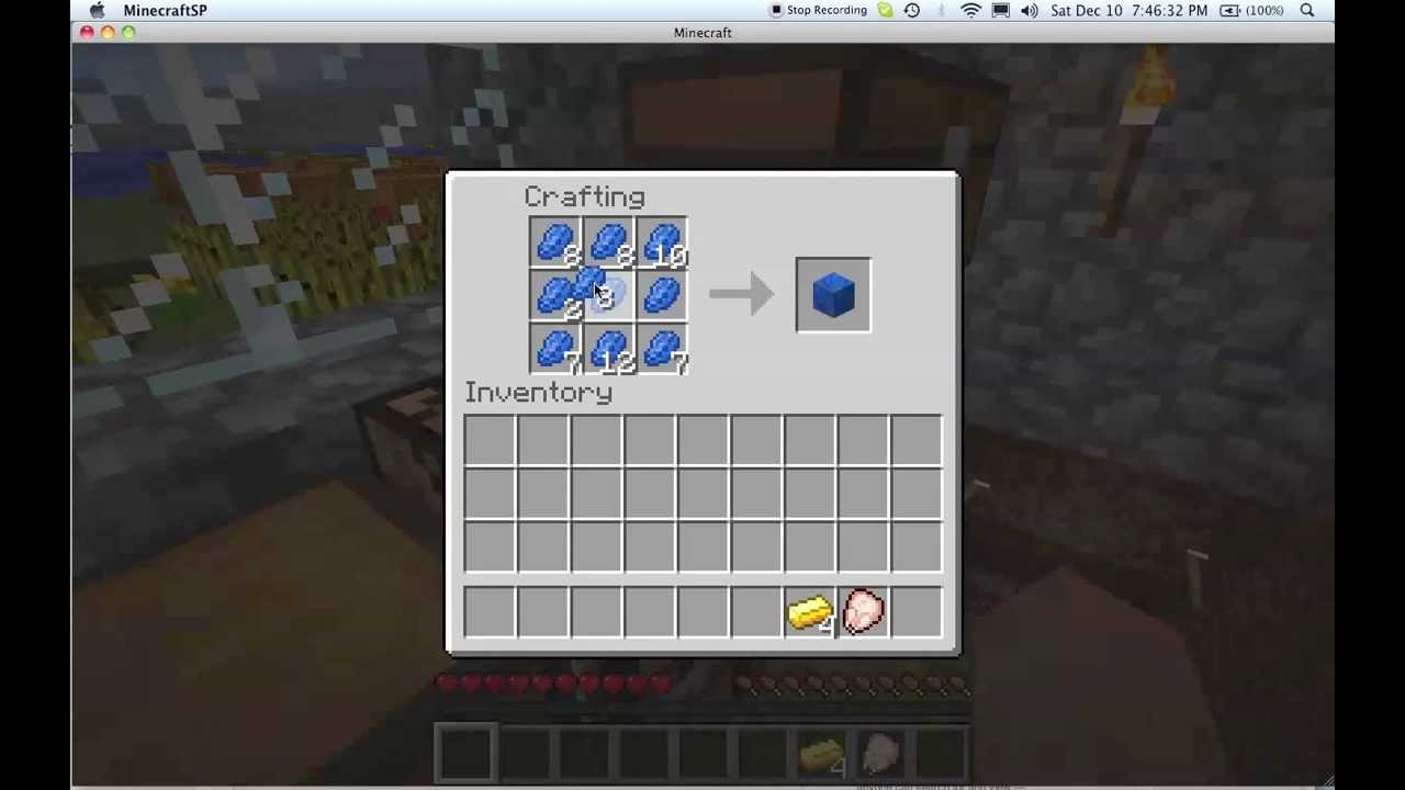 How To Make The Letter P In Minecraft