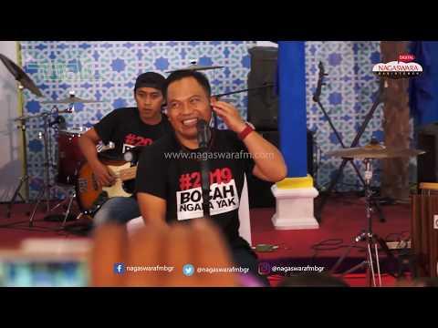 Wali Live Perform di Acara Salam Religi 2018 Tamini Square Jakarta