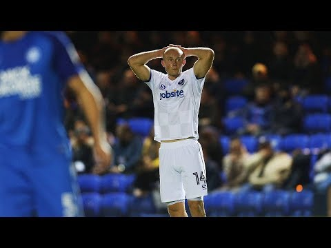 Highlights: Peterborough United 2-1 Portsmouth