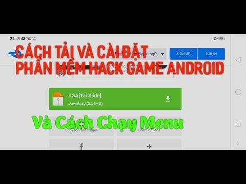 [HACK CF MOBILE] Hướng Dẫn Cách Cài Đặt Phần Mềm Hack Game Android Và Cách Thi Hành Tập Lệnh