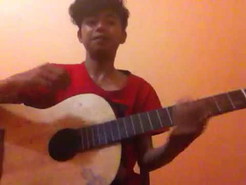 Belajar gitar last child(diary depresiku)vers.asli chord!!