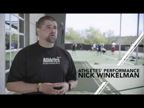 Meet Nick Winkelman, Director of Training Systems & Education at Athletes' Performance