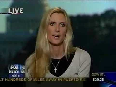 Coulter: Huckabee Not A Strong Conservative
