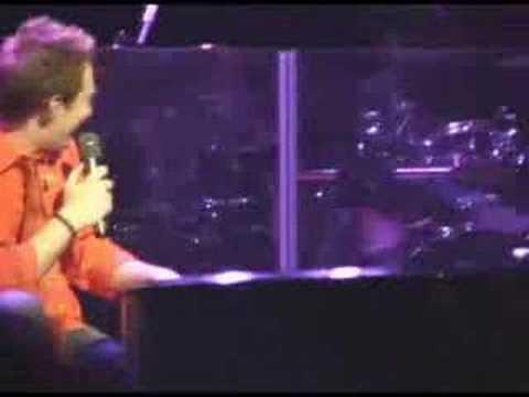Clay Aiken - Elton John/George Michael gaffe