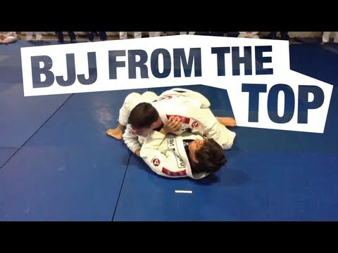 6 BJJ Techniques From Top Position