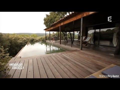 La Maison France 5 inspiration Japon dans le Languedoc