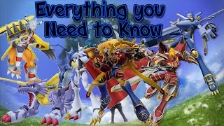 Digimon Next Order  - Everything You Need To Know