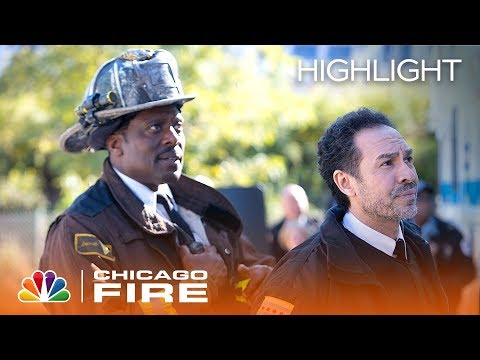 Don't Get Shot - Chicago Fire (Episode Highlight)