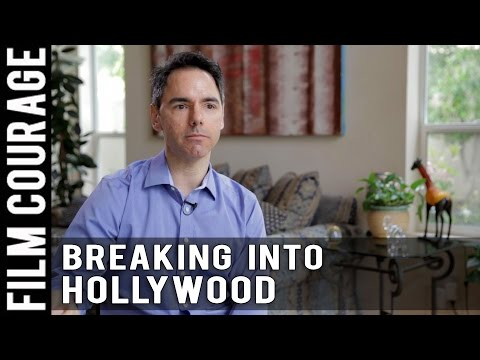 Breaking Into Hollywood As A Script Reader by Daniel Calvisi