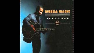 Why Try To Change Me Now - Russell Malone - Hearrstring