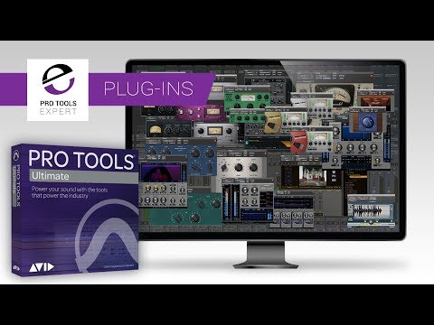 Avid Pro Tools 2018 4 - The Complete Plug-ins Bundle  Our