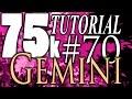75k Tutorial 70: exspyda and Gemini