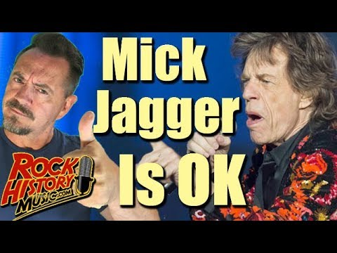 He's Ok! Mick Jagger Undergoes Successful Heart Valve Procedure