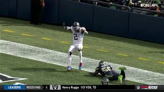 Julio Jones ROBBED of an AMAZING toe tap TD catch by refs